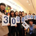 Samsung prodal 30 milionů Samsungu Galaxy S a S II