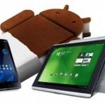 Acer Iconia Tab A100 a A500 dostanou Android 4.0 pravděpodobně již začátkem 2012