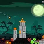 Angry Birds Seasons Halloween aktualizace je tady!