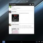 Stáhněte si Google+ 2.0 z Androidu Ice Cream Sandwich