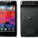 Motorola Razr dostává v Evropě aktualizaci na Android 2.3.6