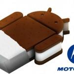 Motorola začne už velmi brzy prodávat zařízení s Androidem Ice Cream Sandwich