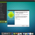 Android Skin pack – převlečte Windows 7 do kabátku Androida