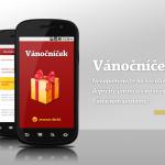 Tvorba designu aplikace Vánočníček v grafickém programu 2.díl