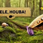 Dnes ve Velikonoční ošatce Hele, houba!