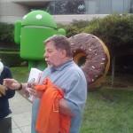 Steve Wozniak má svůj Galaxy Nexus
