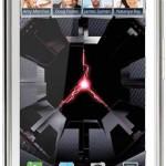 Motorola RAZR bílá edice