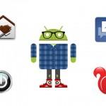 Videomagazín Android Apps – datová uložiště, Messenger a ICS Launcher