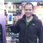 První majitel Galaxy Nexus telefon vrátil aneb Samsung má ostudu