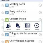 Google Reader a Docs aktualizovány – příprava na ICS a pár dalších novinek