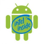 Intel procesory x86 a Android 4.0