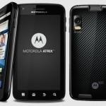 Evropská Motorola Atrix dostává Android 2.3.4