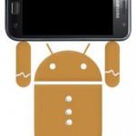 Samsung Galaxy S dostává v Anglii Android 2.3.5