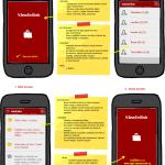 Tvorba designu aplikace Vánočníček v grafickém programu 1.díl