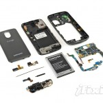 Samsung Galaxy Nexus rozebrán – krok za krokem