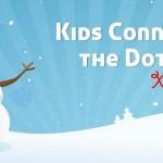 Kids Connect the Dots Xmas – Vánoční malování pro nejmenší