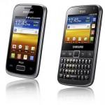 Samsung představil dvojici nových dualSIM telefonů