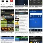 Nekonzistence grafického prostředí aplikací pro Android aneb ICS nic neřeší