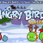 Angry Birds: Seasons – Vánoce 2012 jsou tady