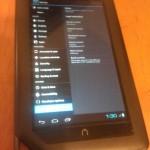 NOOK Color neoficiálně dostal Ice Cream Sandwich (CyanogenMod 9)