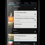 Nový oficiální hudební přehrávač z CyanogenModu 9 je k dispozici pro ICS smartphony