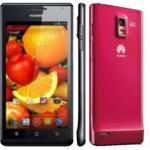 [CES] Huawei Ascend P1 S – nový nejtenčí mobil na světě se špičkovou výbavou