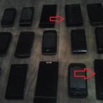 Uniklá fotografie s dvěma nepředstavenými telefony Sony Xperia