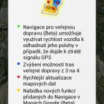 Google mapy aktualizovány