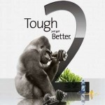 [CES] Odolné sklo Gorilla Glass 2 je o 20 % tenčí