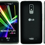LG Spectrum – nová konkurence pro Galaxy Nexus