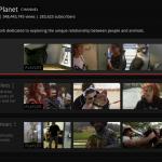 Nová verze YouTube pro Google TV
