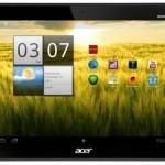 Acer Iconia Tab A200 dostává aktualizaci na Ice Cream Sandwich