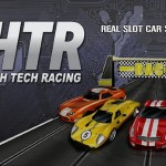 High Tech Racing (HTR) – autodráha ve vašem Androidu