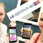 LG představuje smartphone Optimus 4X HD
