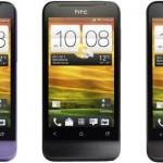 HTC One V se bude prodávat také v černém a fialovém provedení
