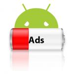 Aplikace obsahující reklamy mohou výrazně snížit výdrž baterie