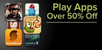 Google play - akce