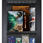 Kindle Fire dostává aktualizaci systému