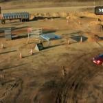 Sony představuje hru Reckless Racing v reálném světě