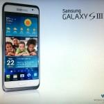 Včerejší uniklý obrázek Samsungu Galaxy S III je podvod [analýza]