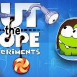 ZeptoLab vydal pokračování Cut the Rope