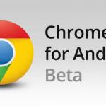 Prohlížeč Chrome pro Android aktualizován