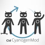 CyanogenMod má nové logo