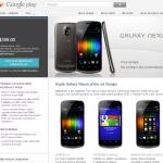 Google začal prodávat Galaxy Nexus v Play Store za 399 dolarů