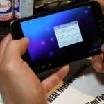 Tabletové rozhraní Androidu 4.0 ICS portováno na Samsung Galaxy Note