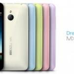 Meizu MX se čtyřjádrovým procesorem Exynos se začne prodávat v červnu