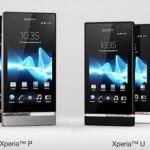 Sony Xperia P a Xperia U se začnou prodávat až na konci května