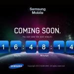 Samsung zítra představí nový telefon nebo tablet. Dočkáme se Galaxy SIII?
