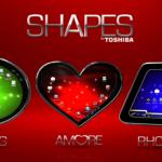 Toshiba představila tablety v neobvyklých tvarech