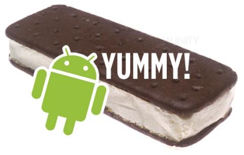 Android 4.0 Ice Cream Sandwich získal cenu za nejlepší ...